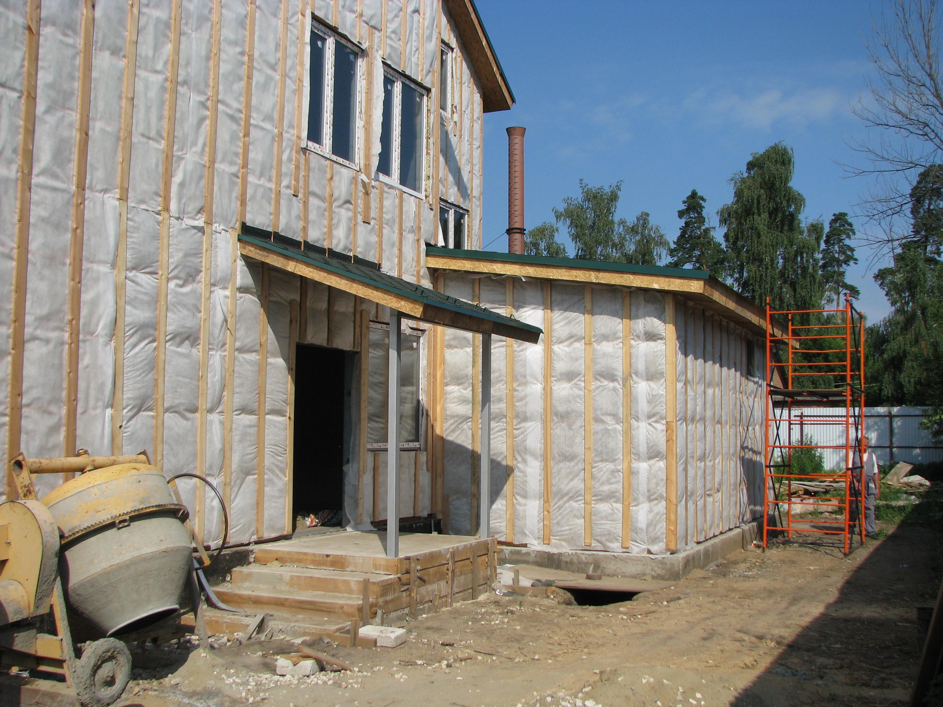 Капитальный ремонт частного дома своими руками 76