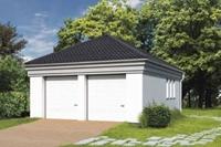 Проект гаража - 4 (56,14 кв.м.)