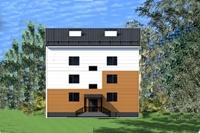 Проект многоквартирного дома (Энергия)