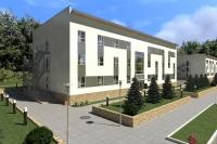 Проект общежития Т-191