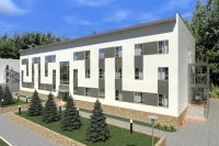 Проект общежития Т-192