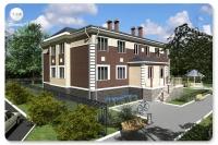 Проект многоквартирного дома Т-118 (Ямал-1)
