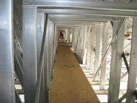 2.05.12. Монтаж магистральных кабелей в чердачном помещении