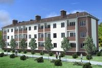Проект многоквартирного дома Т-210(Буденовск)