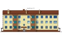 Проект многоквартирного дома Т-30