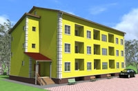 Проект многоквартирного дома Т-189 (Ступино)